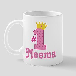Meema (Number One) Mug