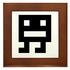 Video Game Monster 1 Framed Tile