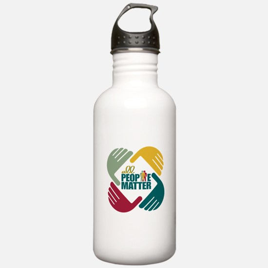 2014 Social Work Month Water Bottle