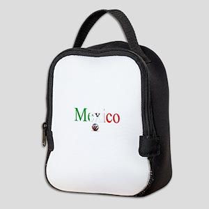 Mexico CafePress Neoprene Lunch Bag