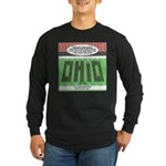 End of Script Ohio Long Sleeve Dark T-Shirt