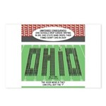 End of Script Ohio Postcards (Package of 8)