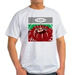 Football Huddle Odor Light T-Shirt
