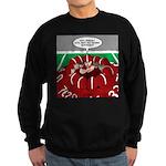 Football Huddle Odor Sweatshirt (dark)