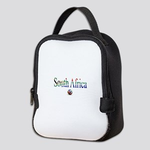 South Africa CafePress Neoprene Lunch Bag
