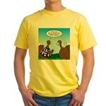 Turkey Referee Yellow T-Shirt