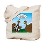 Turkey Referee Tote Bag