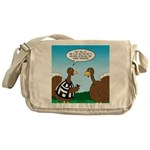 Turkey Referee Messenger Bag