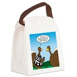Turkey Referee Canvas Lunch Bag