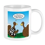 Turkey Referee Mug