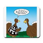 Turkey Referee Mousepad