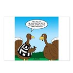 Turkey Referee Postcards (Package of 8)