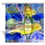Nature Reflections I Shower Curtain