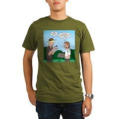 Good Cooking Organic Men's T-Shirt (dark)