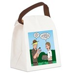 Good Cooking Canvas Lunch Bag