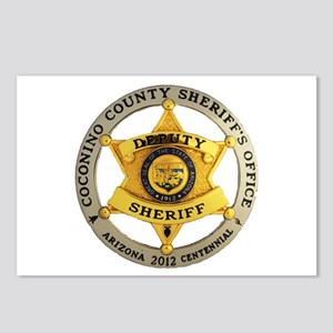 Coconino County Sheriff Postcards (Package of 8)