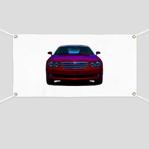 2008 Chrysler Crossfire Banner