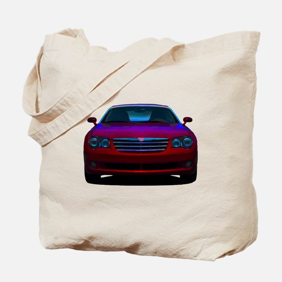 2008 Chrysler Crossfire Tote Bag