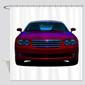2008 Chrysler Crossfire Shower Curtain
