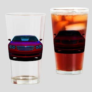 2008 Chrysler Crossfire Drinking Glass