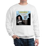 Bald Movie Villains Sweatshirt