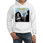 Bald Movie Villains Hooded Sweatshirt
