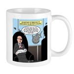 Bald Movie Villains Mug