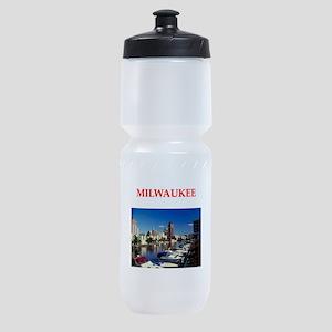 milwaukee Sports Bottle