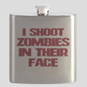 Shoot Zombies Flask