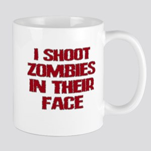 Shoot Zombies Mugs