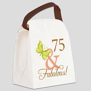 fabulous_autumn 75 Canvas Lunch Bag