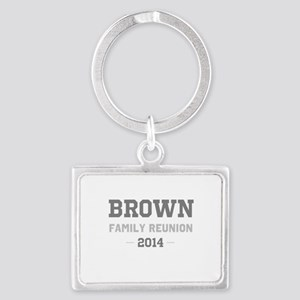 Personal Surname Family Reunion Keychains