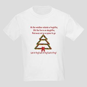 Let It Fry Kids Light T-Shirt