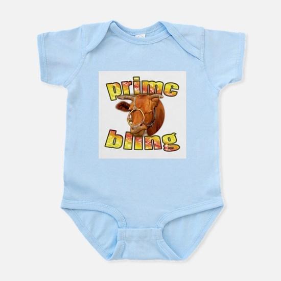 Prime Bling... Infant Bodysuit