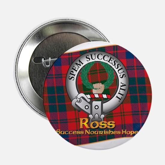 """Ross Clan 2.25"""" Button"""