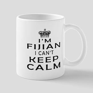 I Am Fijian I Can Not Keep Calm Mug