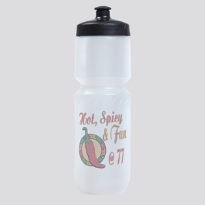 HotSpicy77 Sports Bottle