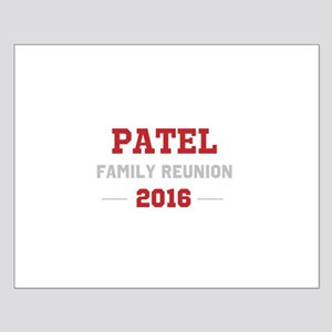 Template Red Family Reunion Poster Design