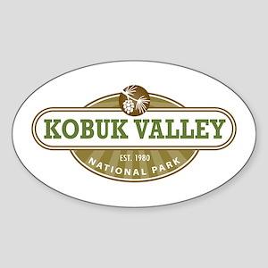 Kobuk Valley National Park Sticker
