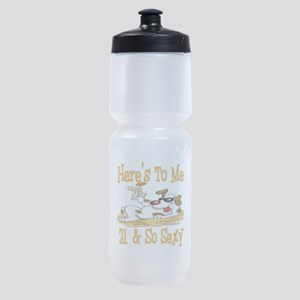 DogToast21 Sports Bottle