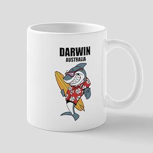 Darwin, Australia Mugs