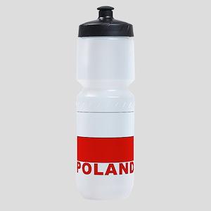 poland_b Sports Bottle