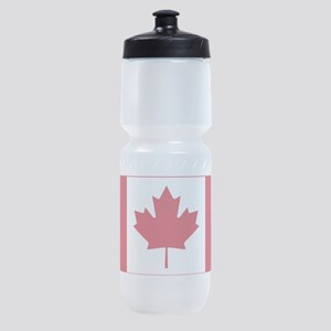 canadian-flag Sports Bottle