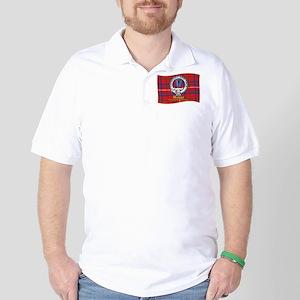 Rose Clan Golf Shirt