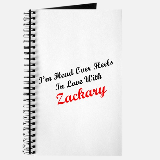 In Love with Zackary Journal