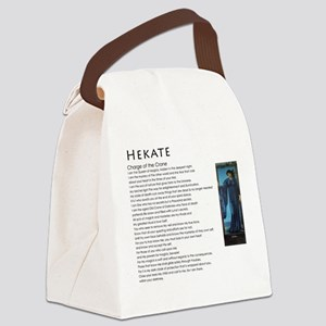 Hekate Canvas Lunch Bag