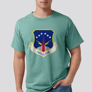 USAF 90 Missile Wing Imp Mens Comfort Colors Shirt