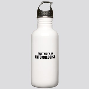 Trust Me, Im An Entomologist Water Bottle