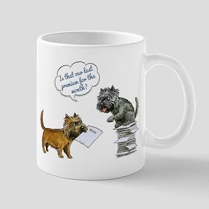 Cairn Terrier Premium Mugs