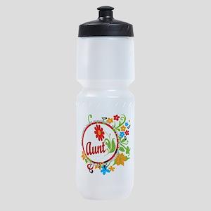 Fantastic Aunt copy Sports Bottle